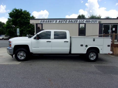 2018 Chevrolet Silverado 2500HD for sale at Swanny's Auto Sales in Newton NC
