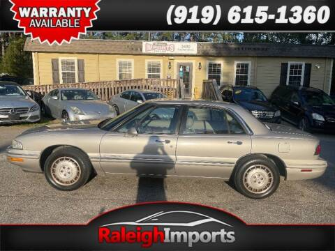 1998 Buick LeSabre for sale at Raleigh Imports in Raleigh NC