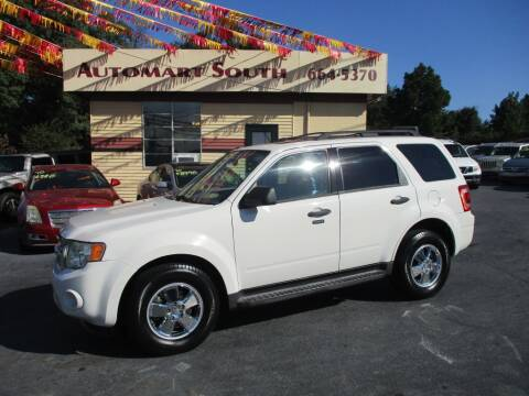 2009 Ford Escape for sale at Automart South in Alabaster AL