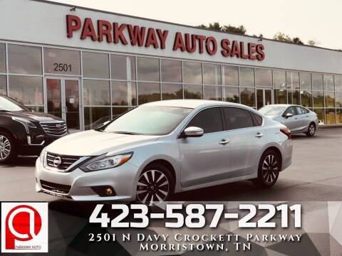 2018 Nissan Altima for sale at Parkway Auto Sales, Inc. in Morristown TN