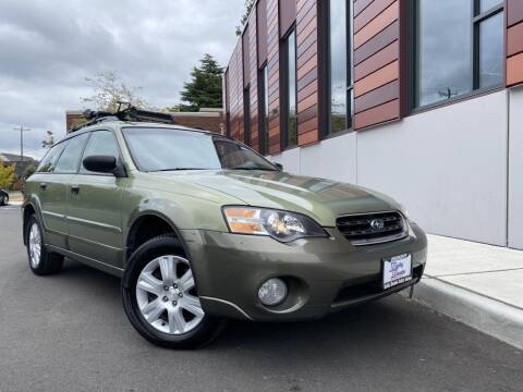 2005 Subaru Outback for sale at DAILY DEALS AUTO SALES in Seattle WA