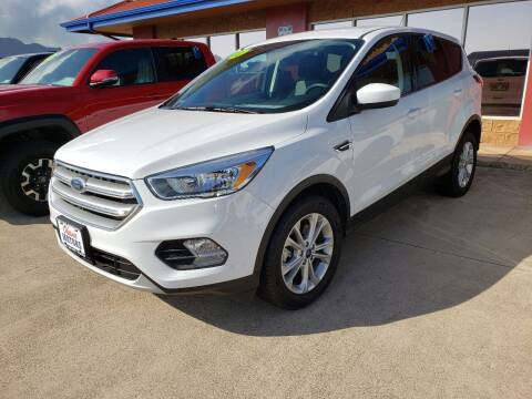 2017 Ford Escape for sale at Ohana Motors in Lihue HI