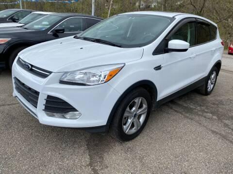 2017 Ford Escape for sale at Matt Jones Preowned Auto in Wheeling WV