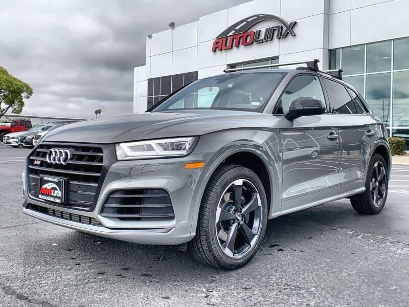 2020 Audi SQ5 for sale in Vallejo, CA