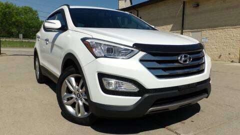 2013 Hyundai Santa Fe Sport for sale at Prudential Auto Leasing in Hudson OH