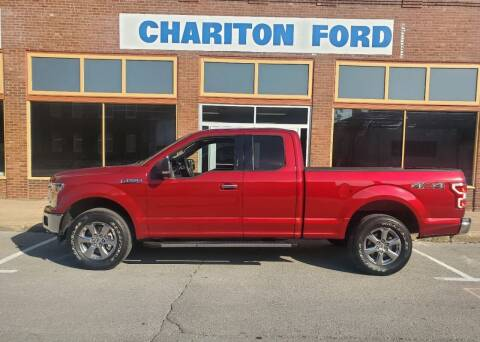 2019 Ford F-150 for sale at Chariton Ford in Chariton IA