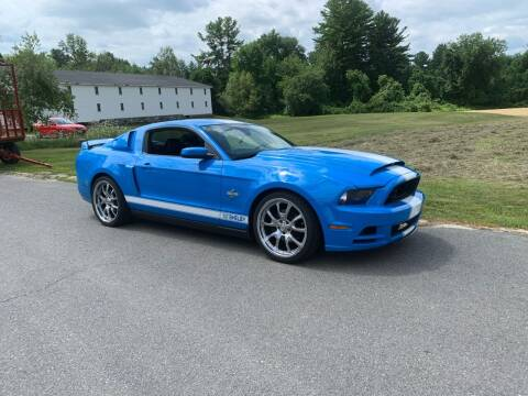 2010 Ford Mustang Boss 302 for sale at ds motorsports LLC in Hudson NH
