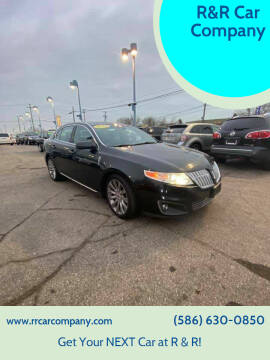 2010 Lincoln MKS for sale at R&R Car Company in Mount Clemens MI