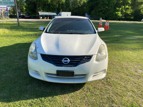 2012 Nissan Altima for sale at Carlyle Kelly in Jacksonville FL