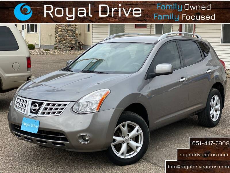 2010 Nissan Rogue for sale at Royal Drive in Newport MN