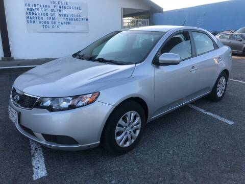 2012 Kia Forte for sale at All Cars & Trucks in North Highlands CA