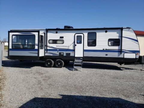 2021 Keystone Springdale for sale at White Auto Sales Inc in Summersville WV