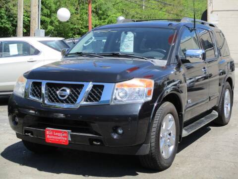 2009 Nissan Armada for sale at Bill Leggett Automotive, Inc. in Columbus OH