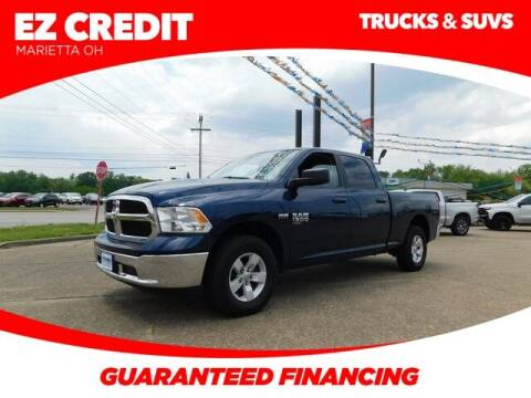 2020 RAM Ram Pickup 1500 Classic for sale at Pioneer Family preowned autos in Williamstown WV