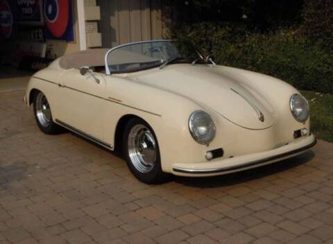 1957 Porsche 356 for sale at Classic Car Deals in Cadillac MI