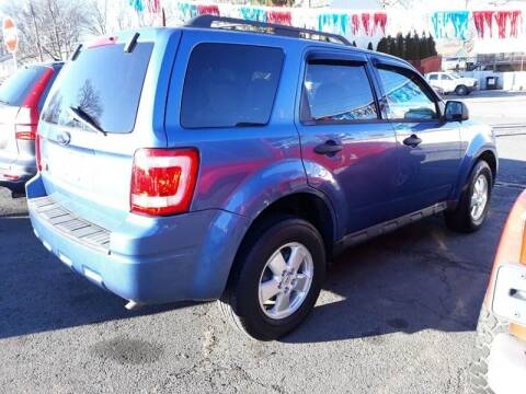 2009 Ford Escape for sale at Premium Motors in Rahway NJ