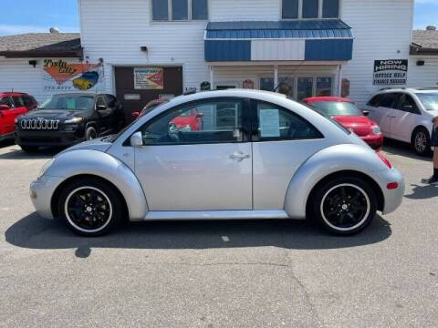2003 Volkswagen New Beetle for sale at Twin City Motors in Grand Forks ND