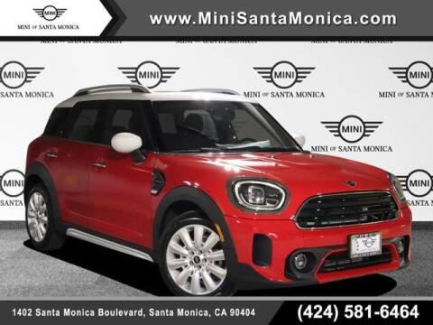 2021 MINI Countryman for sale at MINI OF SANTA MONICA in Santa Monica CA
