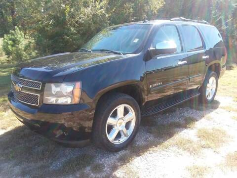 2007 Chevrolet Tahoe for sale at BP Auto Finders in Durham NC