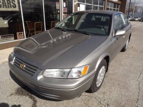 1997 Toyota Camry for sale at Arko Auto Sales in Eastlake OH