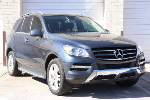 2012 Mercedes-Benz M-Class for sale at MG Motors in Tucson AZ