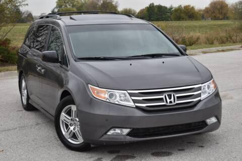 2012 Honda Odyssey for sale at Big O Auto LLC in Omaha NE