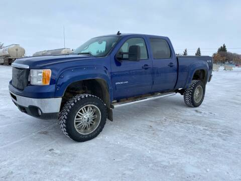 2013 GMC Sierra 2500HD for sale at Canuck Truck in Magrath AB