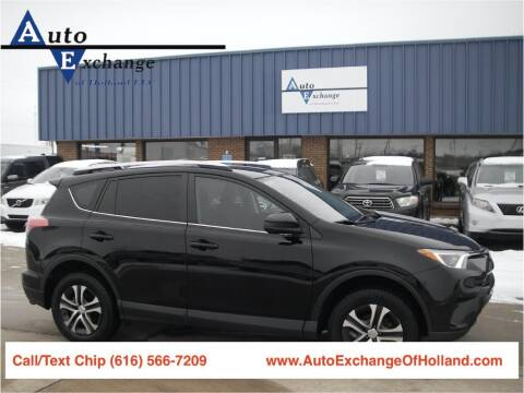 2016 Toyota RAV4 for sale at Auto Exchange Of Holland in Holland MI