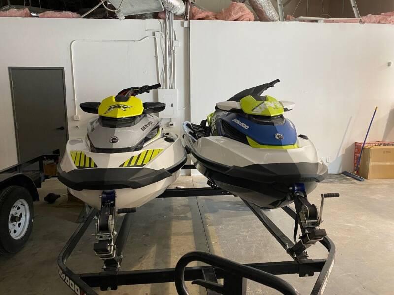 2016 Sea-Doo Wake 215 Pro & RTX 300 for sale at Mankin Custom Motors, LLC in Addison TX