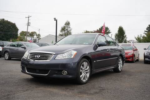2008 Infiniti M35 for sale at HD Auto Sales Corp. in Reading PA