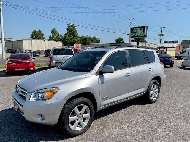 2006 Toyota RAV4 for sale at CHILI MOTORS in Mayfield KY