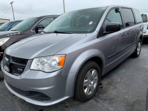 2013 RAM C/V for sale at American Motors Inc. - Cahokia in Cahokia IL
