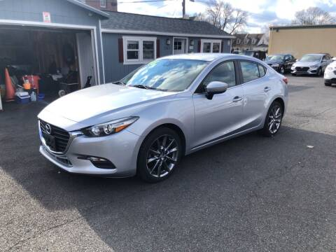 2018 Mazda MAZDA3 for sale at Sharon Hill Auto Sales LLC in Sharon Hill PA