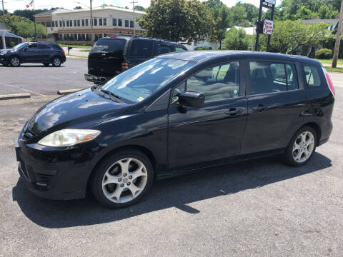 2010 Mazda MAZDA5 for sale at J & J Autoville Inc. in Roanoke VA