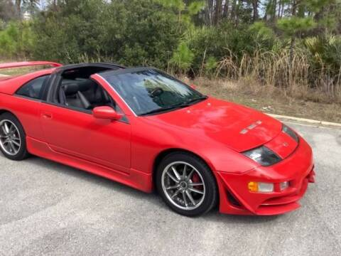 1993 Nissan 300ZX for sale at Classic Car Deals in Cadillac MI