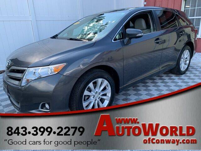 2013 Toyota Venza for sale in Conway, SC