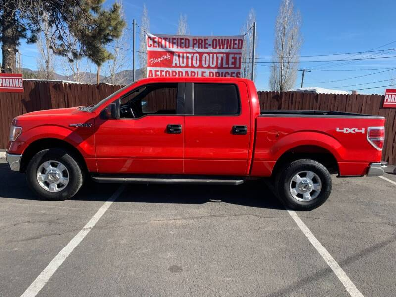 2014 Ford F-150 for sale at Flagstaff Auto Outlet in Flagstaff AZ