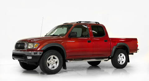 2003 Toyota Tacoma for sale at Houston Auto Credit in Houston TX