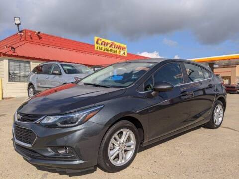 2018 Chevrolet Cruze for sale at CarZoneUSA in West Monroe LA