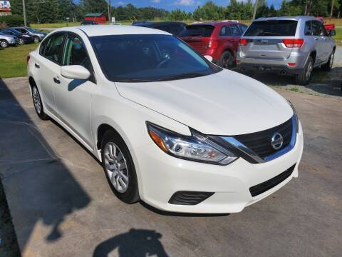 2017 Nissan Altima for sale at Karas Auto Sales Inc. in Sanford NC