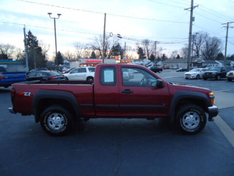 2006 Chevrolet Colorado for sale at Tom Cater Auto Sales in Toledo OH