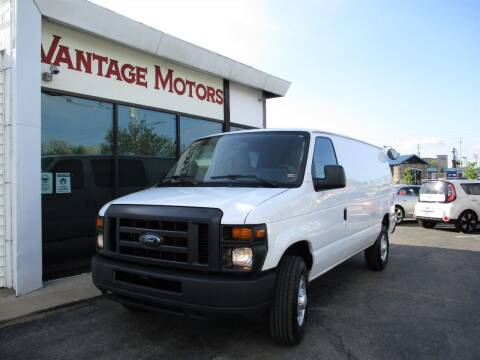2012 Ford E-Series Cargo for sale at Vantage Motors LLC in Raytown MO