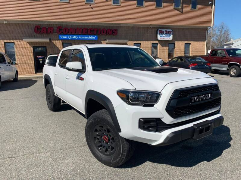 2019 Toyota Tacoma for sale at CAR CONNECTIONS in Somerset MA