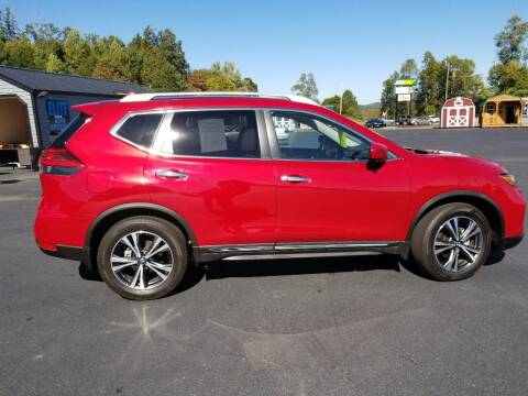2017 Nissan Rogue for sale at Elite Auto Brokers in Lenoir NC