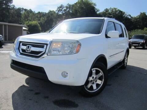 2009 Honda Pilot for sale at Atlanta Luxury Motors Inc. in Buford GA