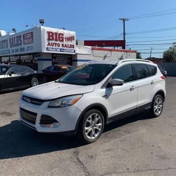 2014 Ford Escape for sale at Big Three Auto Sales Inc. in Detroit MI