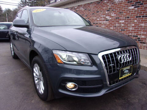 2011 Audi Q5 for sale at Certified Motorcars LLC in Franklin NH
