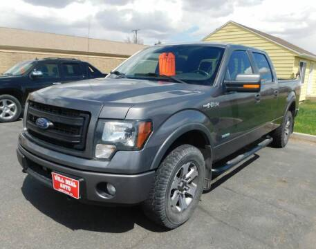 2014 Ford F-150 for sale at Will Deal Auto & Rv Sales in Great Falls MT