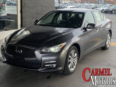 2014 Infiniti Q50 for sale at Carmel Motors in Indianapolis IN