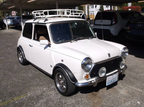 1995 MINI MINI COOPER for sale at Eastside Motor Company in Kirkland WA